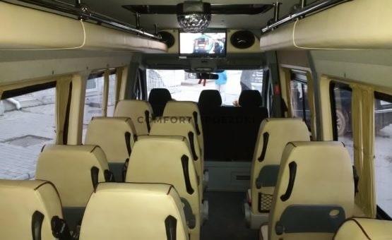 Заказать Mersedes V-class в Крыму