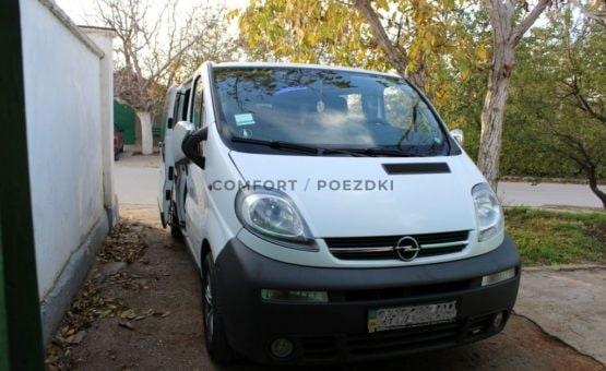 Заказать Mersedes Sprinter в Крыму